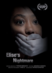 'Elise's Nightmare' short film poster