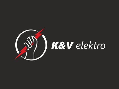 KV elektro | logo