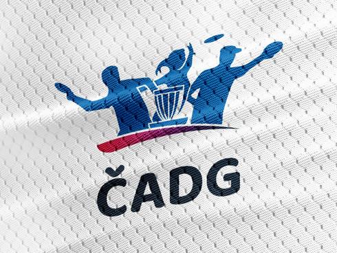 Česká asociace discgolfu | logo a vizuální identita