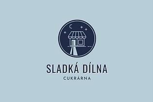 Sladka dilna Logo modre pozadi.png