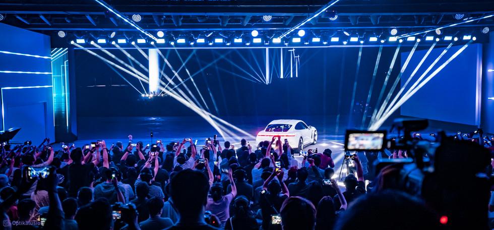 Porsche Taycan Weltpremiere | brantive.media