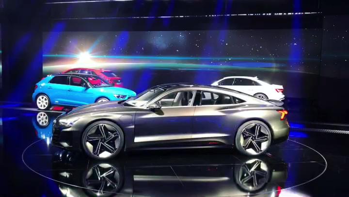 Audi GT | brantive.media