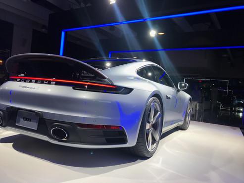 Porsche 911 (992) Weltpremiere | brantive.media