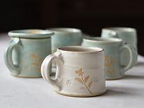 Spring Mugs Lucy Fagella - lucy fagella.