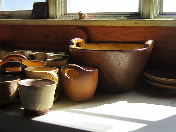 Julie Crosby, Finger Lakes Pottery Tour, Pottery, Ceramics, Clay, Art, Finger Lakes, Ithaca