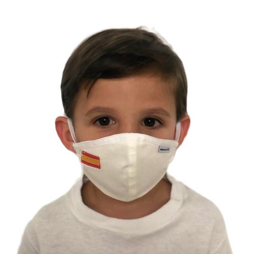 INFANTIL (3-5 AÑOS) - Bandera España