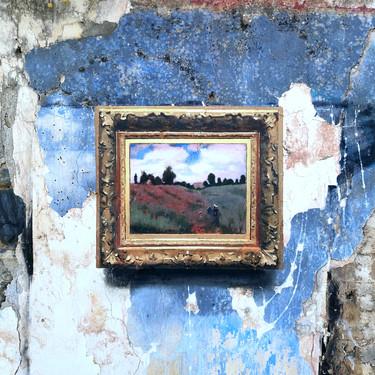 Claude Monet. Poppy fields
