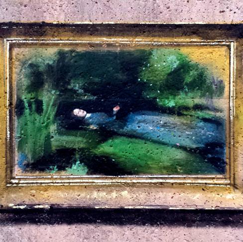 John Everett Millais. Ophelia