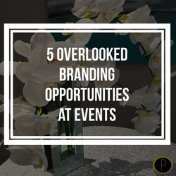Branding Opportunities at Events