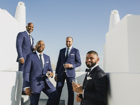 Style Trends for the Modern Groom