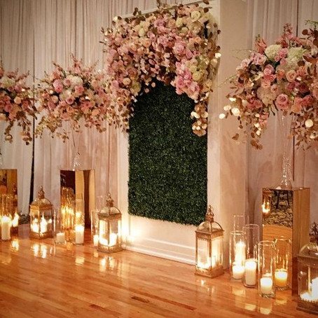 Five Steps to Making Your Wedding Decor Budget