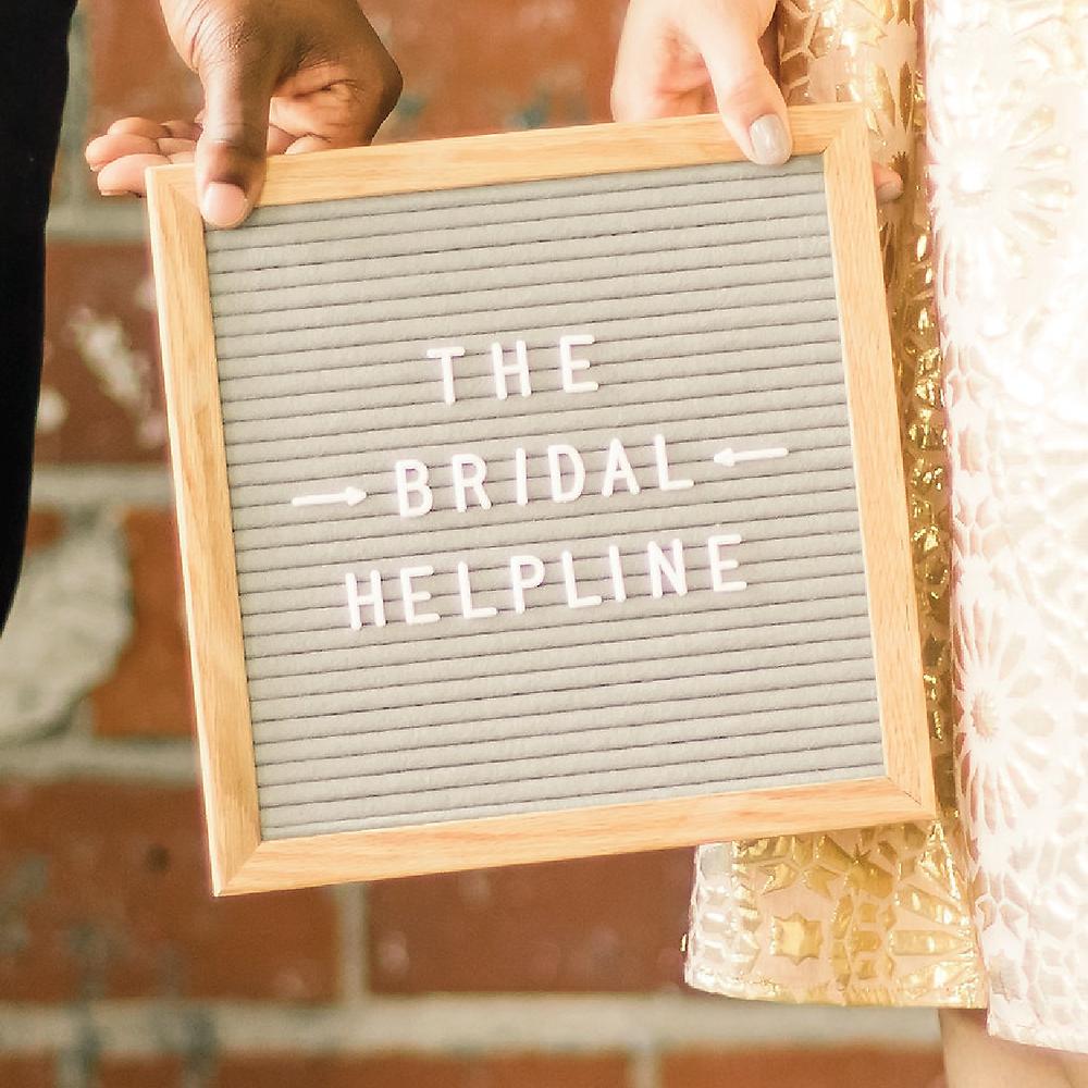 The Bridal Helpline