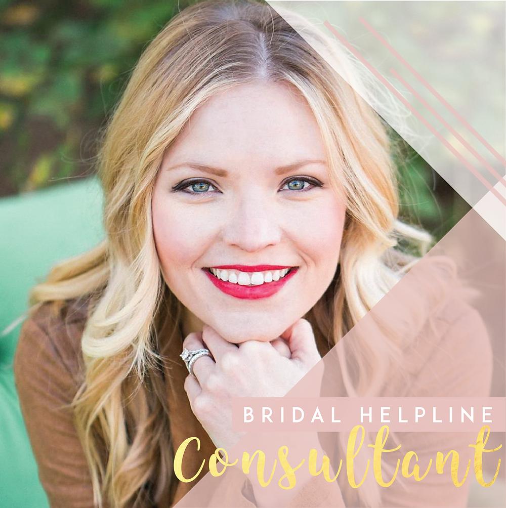 Bridal Helpline Wedding Planner Leslie