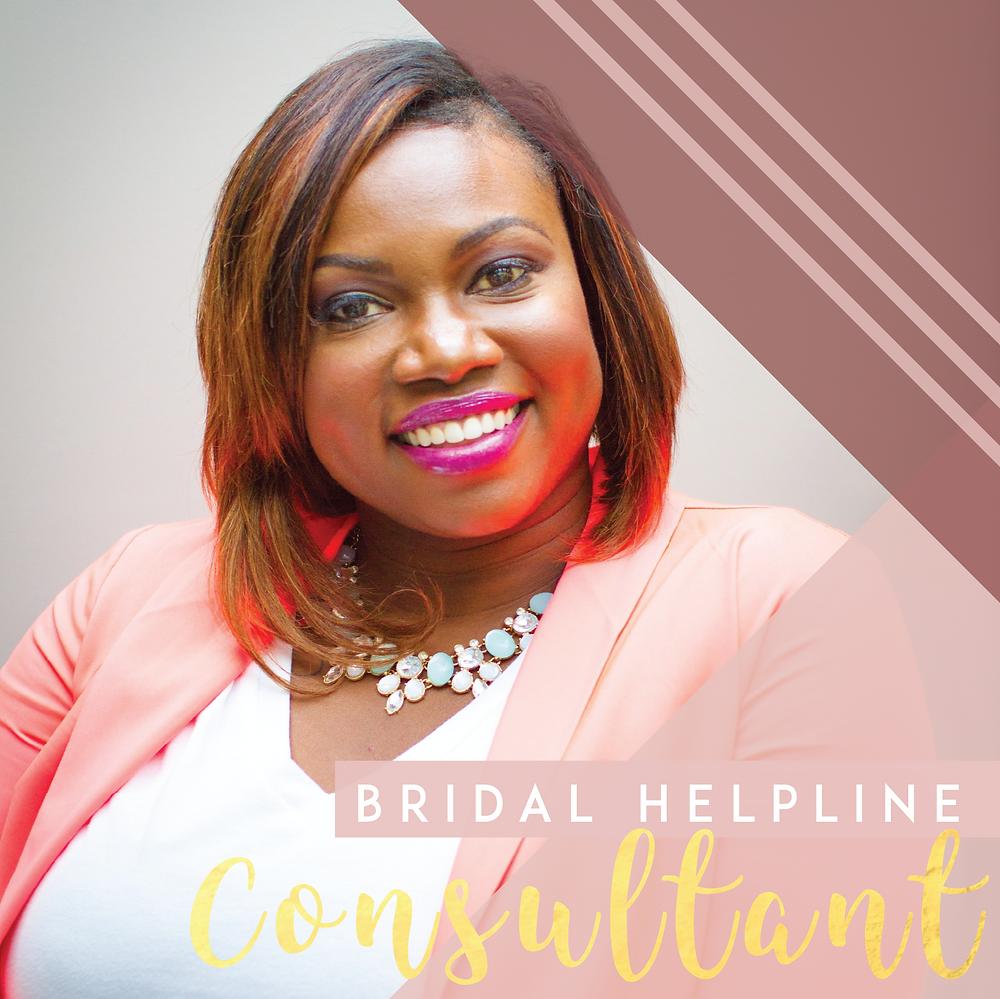 Bridal Helpline Wedding Planner Amber