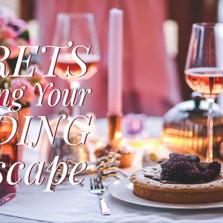 Secrets to Nailing your Wedding Tablescape
