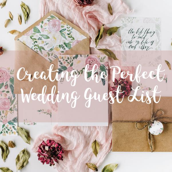 Bridal Helpline_Creating The Perfect Wedding Guest List