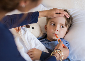 Teach Your Kids to Steer Clear oF Flu Germs With These Easy Methods