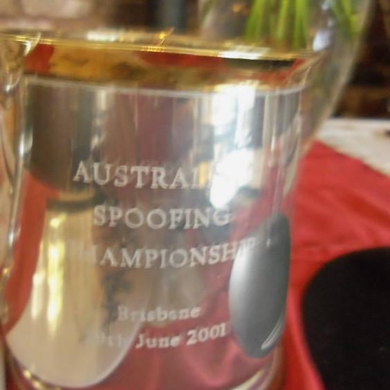 37th AUSTRALIAN SPOOFING CHAMPIONSHIP 2019