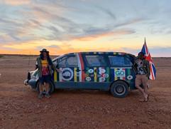 Flash Australian Vehicle