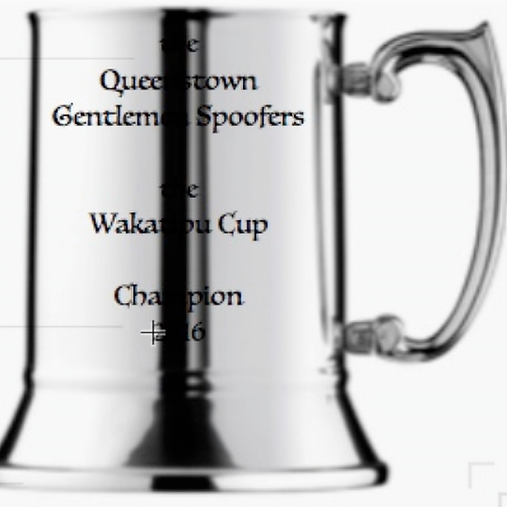 17th ANNUAL QUEENSTOWN SPOOFING CHAMPIONSHIP 2021
