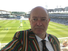 Nick White at Lords 2021