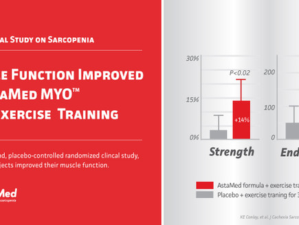 Study Finds Seniors with Muscle Loss Due to Sarcopenia Improve with New Prescription Protocol