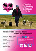 Leader of the Pack Flyer