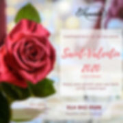 Red Valentine Countdown Social Media Pos