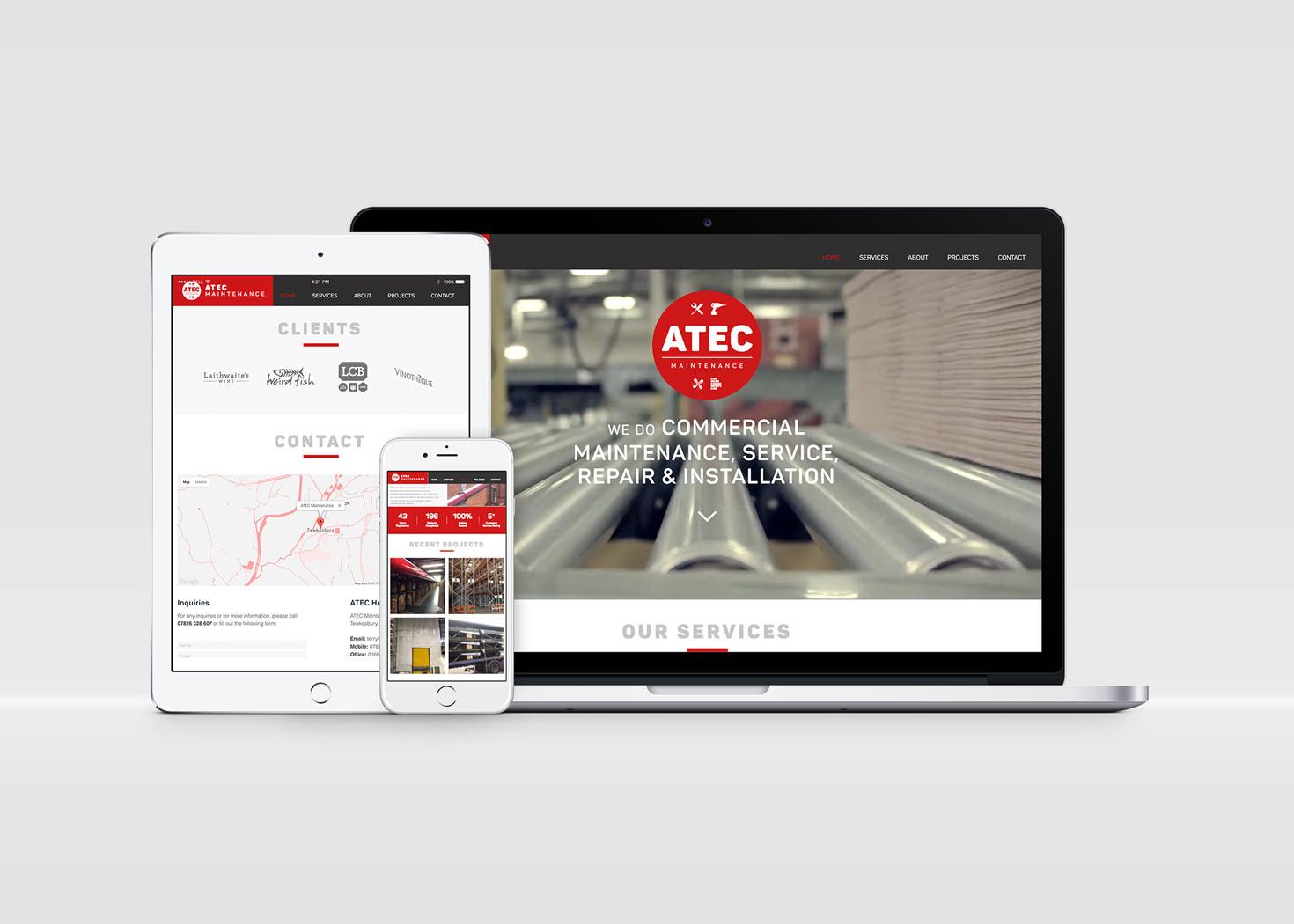 Client: ATEC Maintenance