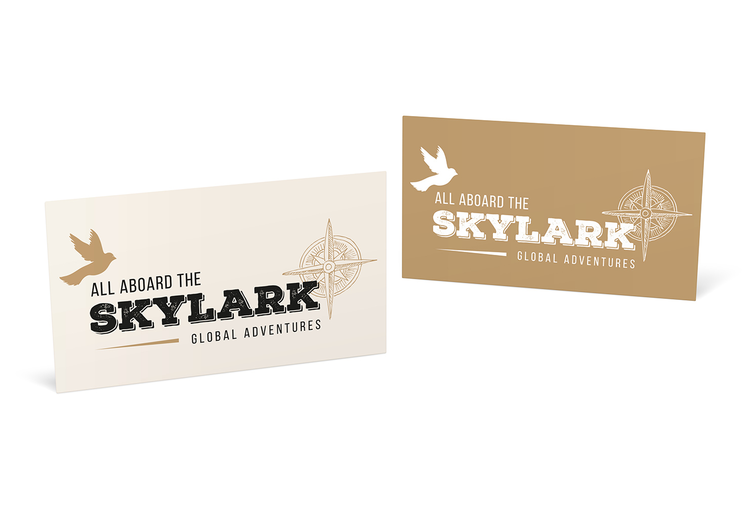 Client: All Aboard the Skylark
