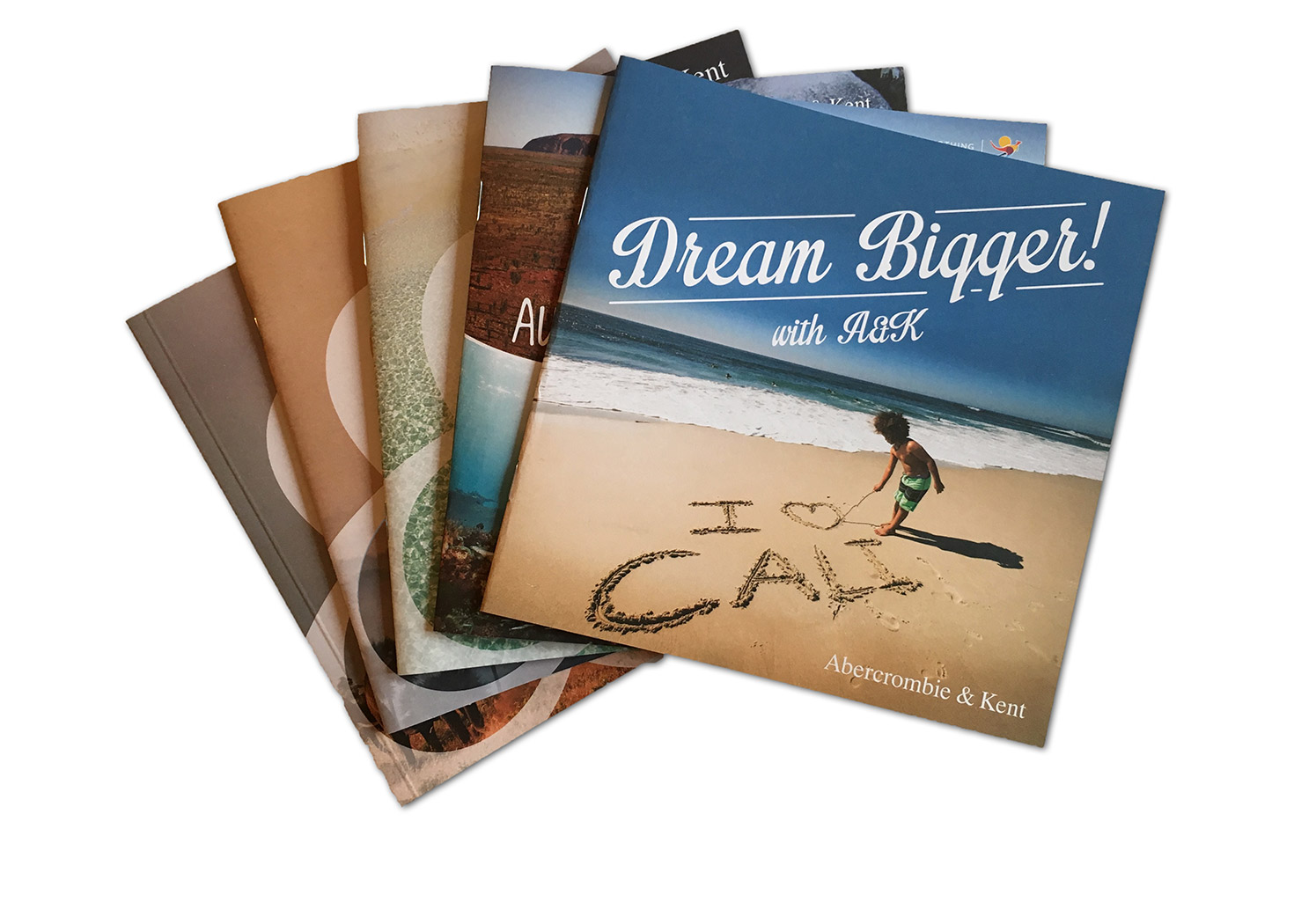 Direct mail and magazine inserts
