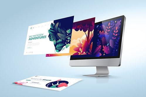 Custom Website Design (Gold Packages)