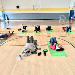 Girls Leadership Corps Workshops