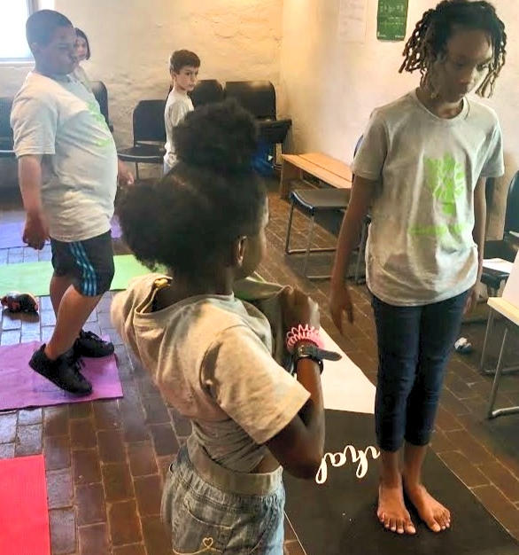 Camp What is Mindfulness! PA