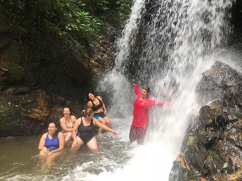 Trilha das 8 Cachoeiras - 1 de Novembro