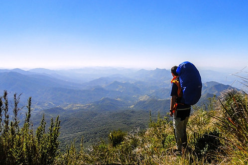Travessia do Rancho Caído - Do PN Itatiaia a Maromba - 25 a 27 de Junho