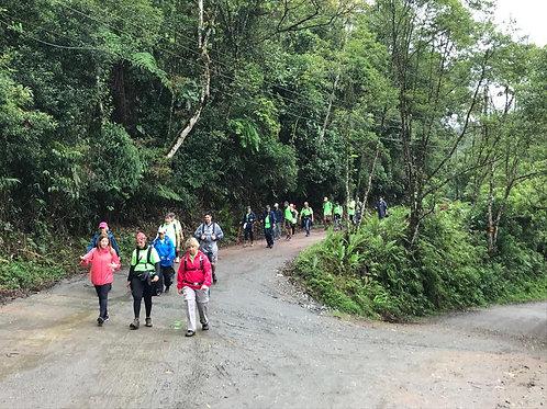 Travessia Rio Grande da Serra a Paranapiacaba - 27 de Junho