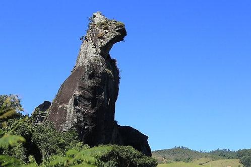 Conheça a Pedra do Cão Sentado e Conquiste a Cabeça do Dragão - 3 a 6 de Junho