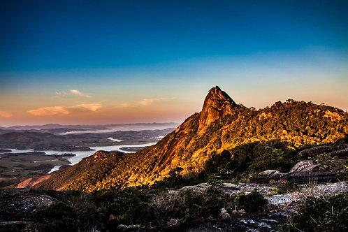 Pico do Lopo - Extrema - MG - 4 de Julho