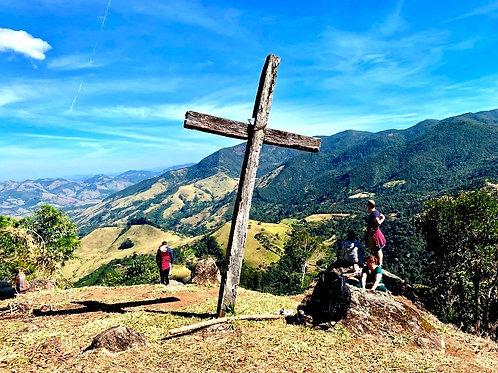 A Primeira Montanha do Iniciante de Montanhismo - 16 de Maio