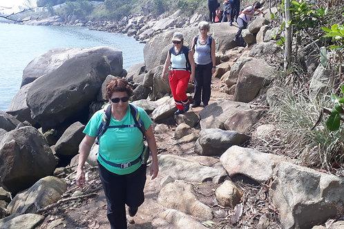 Trekkinho de Santos - 4 de Outubro