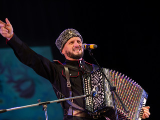 Блистательные концерты Виктора Сорокина прошли в ближайшие дни в городах Ростовской области!