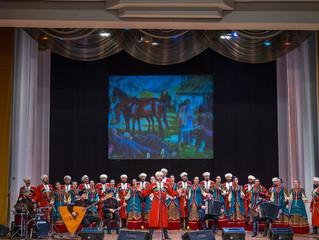 Перенос концерта Кубанского казачьего хора в Санкт-Петербурге