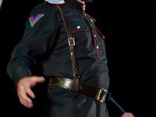 Виктор Сорокин выступил на фестивале «Казачий стан» в Туапсинском районе.