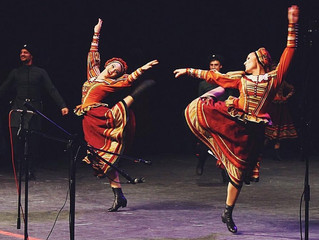 Кубанский хор выступил в Ростове