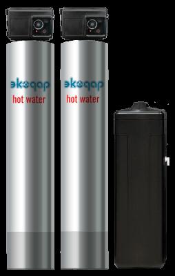 Системы очистки горячей воды