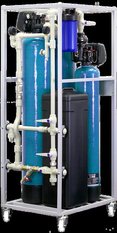 Комплексная система очистки воды из скважины Экодар GT R