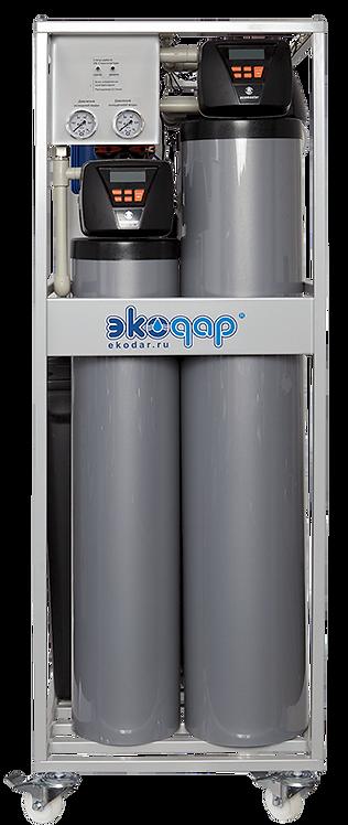 Экодар PRO Oxi - очистка воды от железа без компрессора
