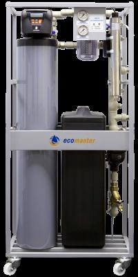 Универсальная станция умягчения и обеззараживания воды Ecomaster UNO