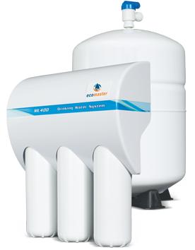 Бытовые фильтры очистки воды Ecomaster ML 400